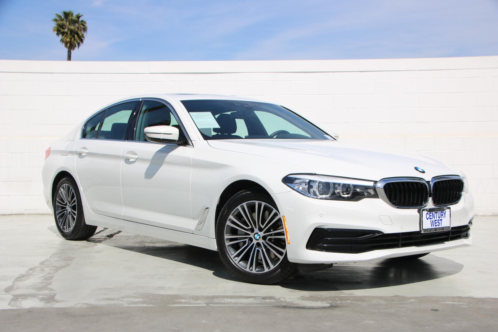 Pre Owned 2019 Bmw 5 Series 530i Rear Wheel Drive 530i Sedan