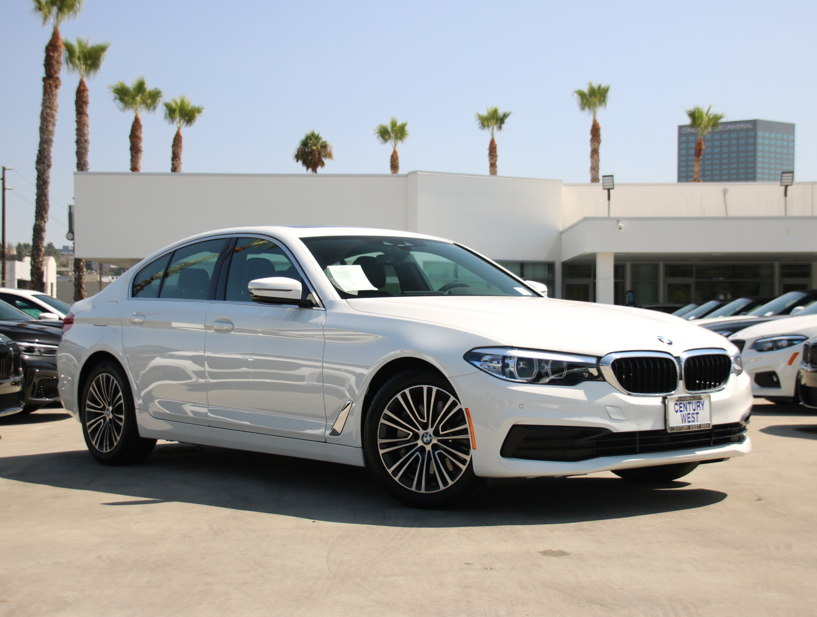 Pre-Owned 2019 BMW 5 Series 530i Rear Wheel Drive