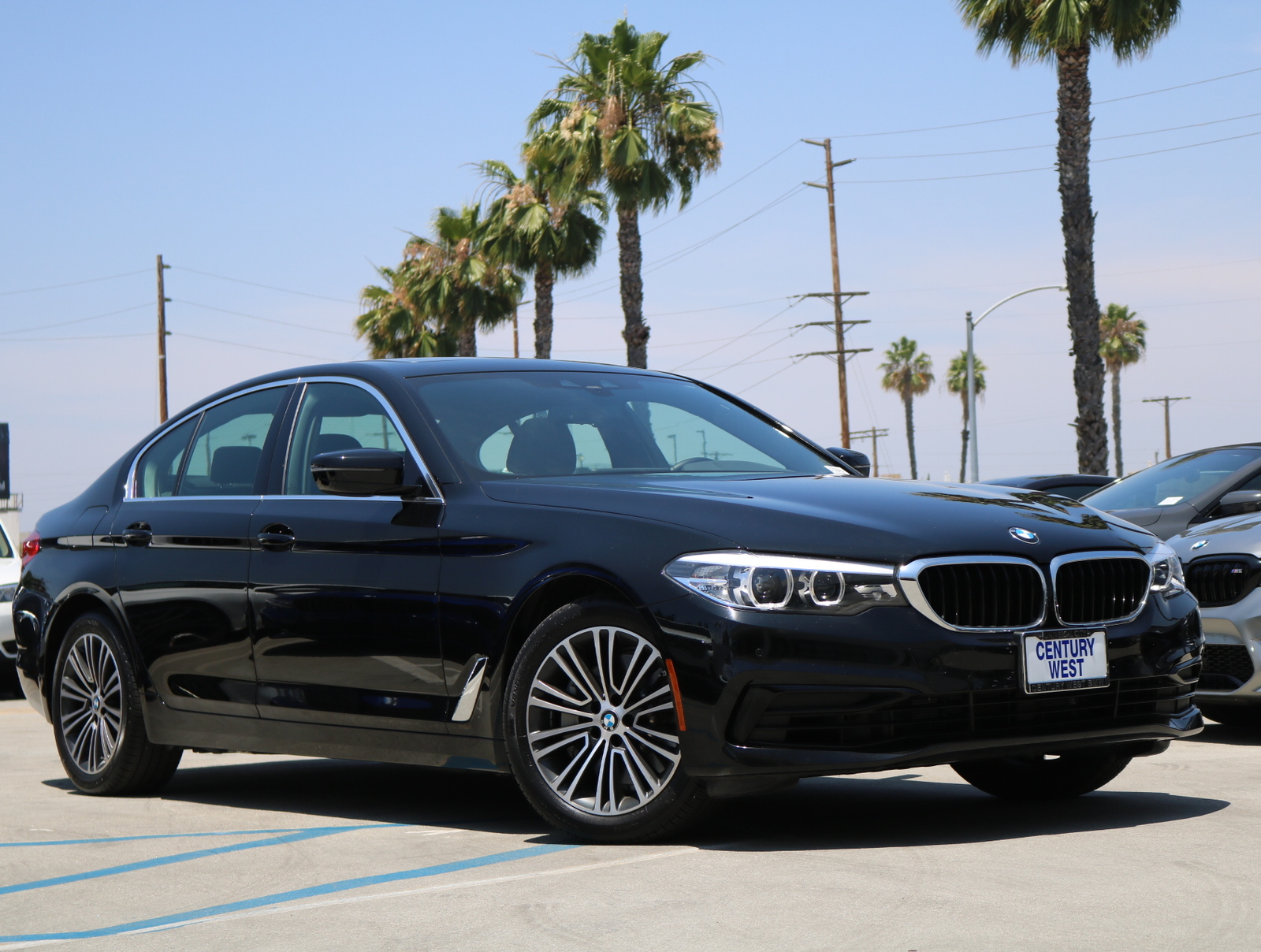 Pre-Owned 2020 BMW 5 Series 530e iPerformance Rear Wheel Drive