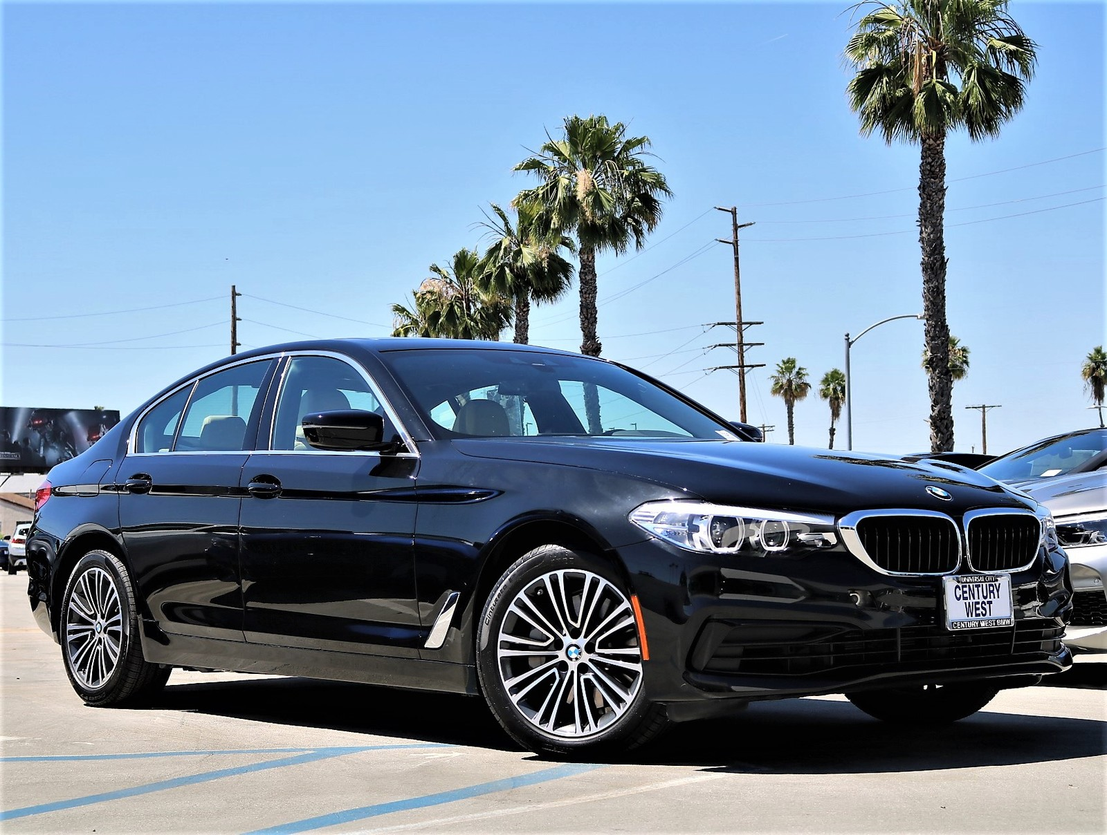 Pre-Owned 2020 BMW 5 Series 530e Sedan 4D