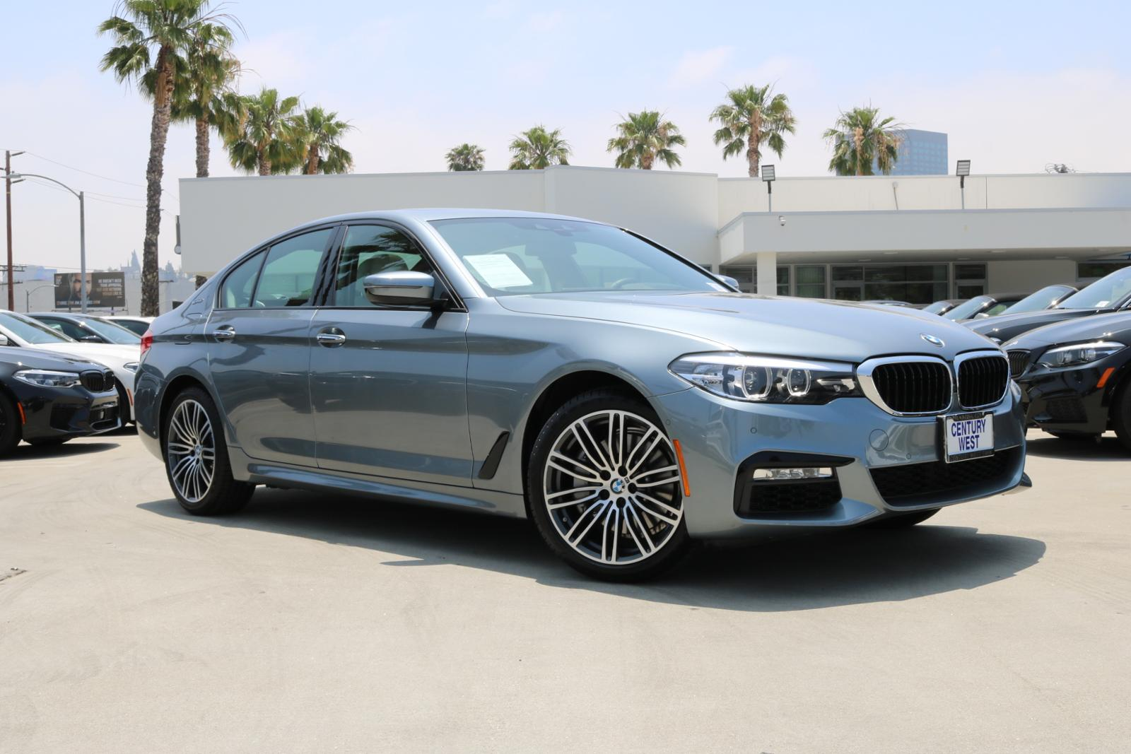 Pre-Owned 2018 BMW 5 Series 530e iPerformance Sedan 4D