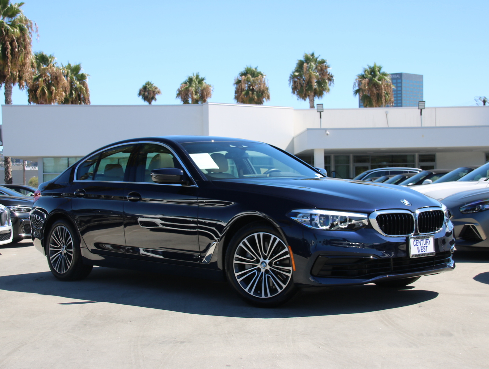 Pre-Owned 2019 BMW 5 Series 540i Rear Wheel Drive
