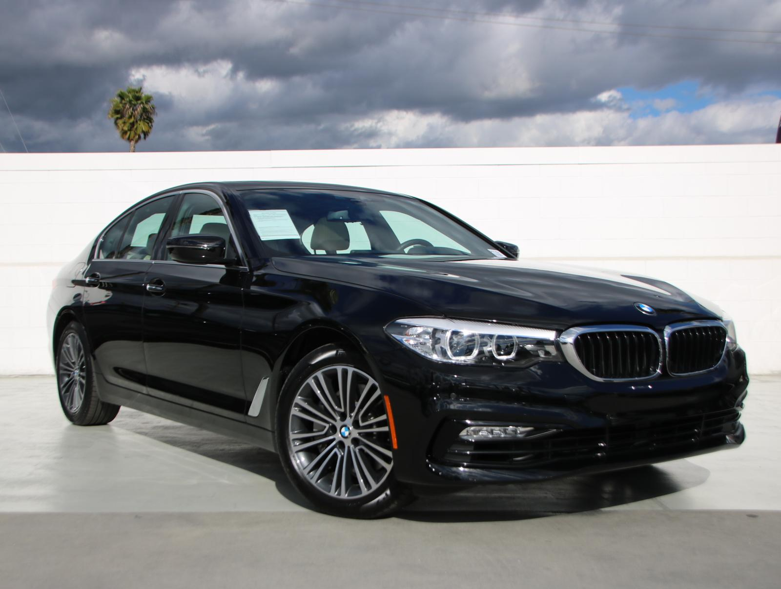 Pre Owned 2018 Bmw 5 Series 540i 540i Sedan In North Hollywood