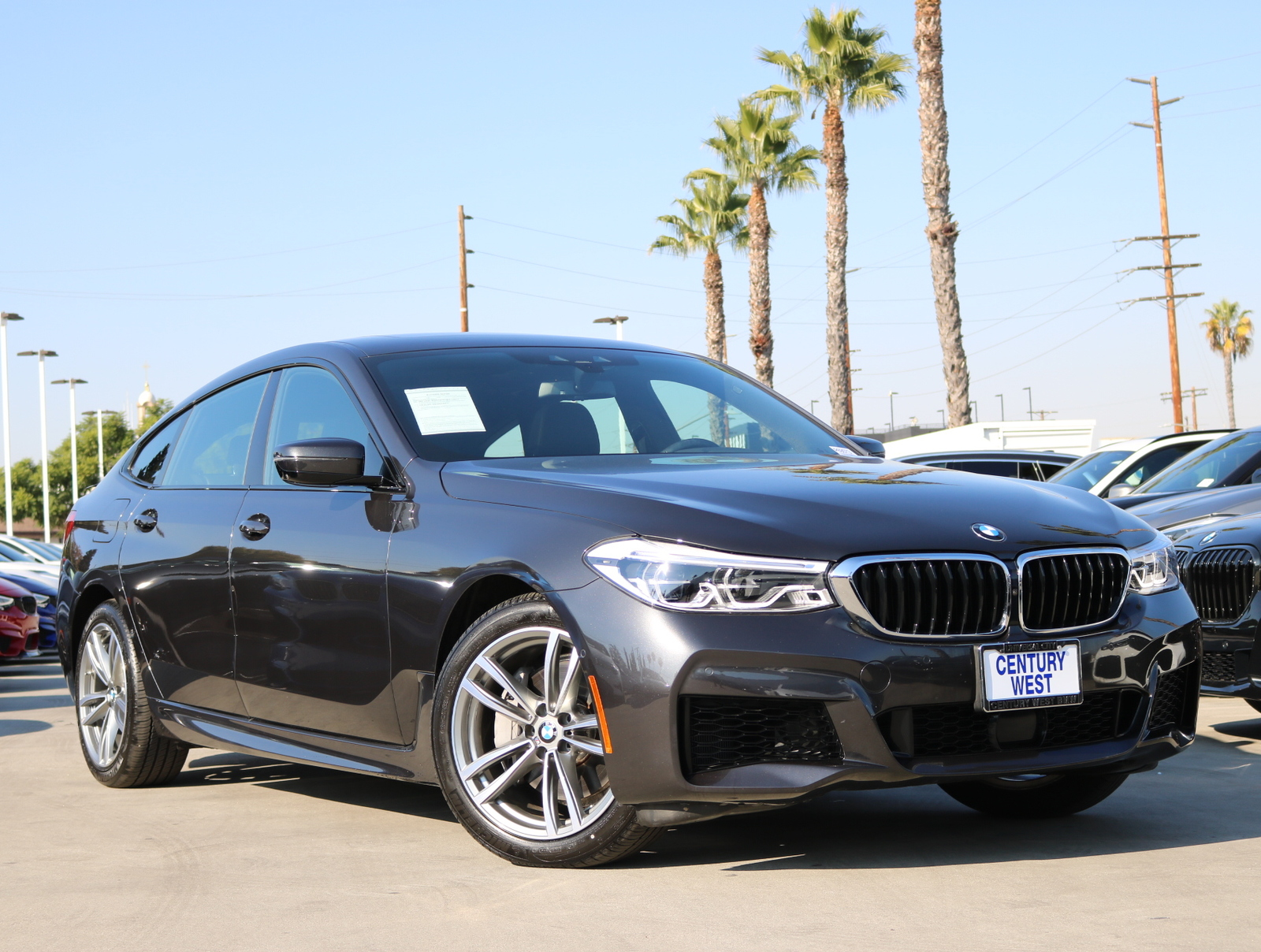 Pre-Owned 2019 BMW 6 Series 640i Gran Turismo xDrive Sedan 4D