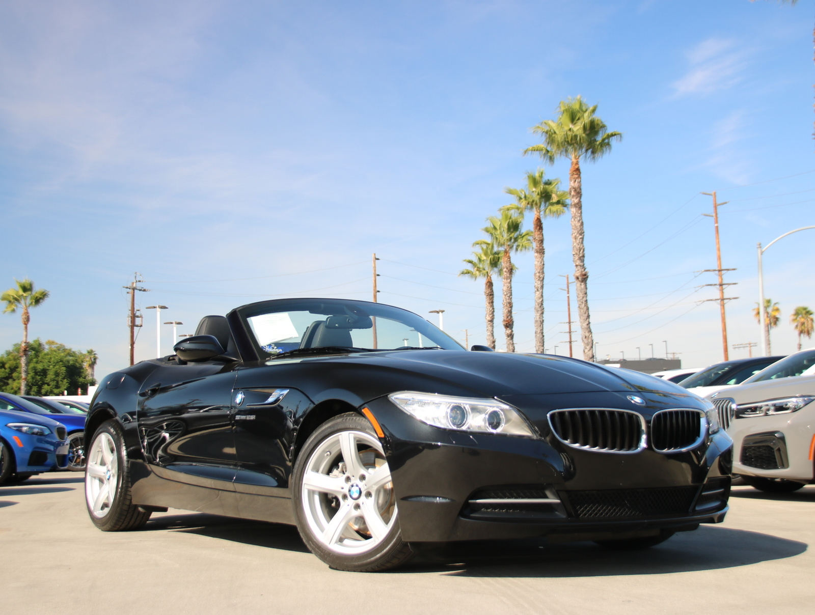 Pre-Owned 2015 BMW Z4 sDrive28i
