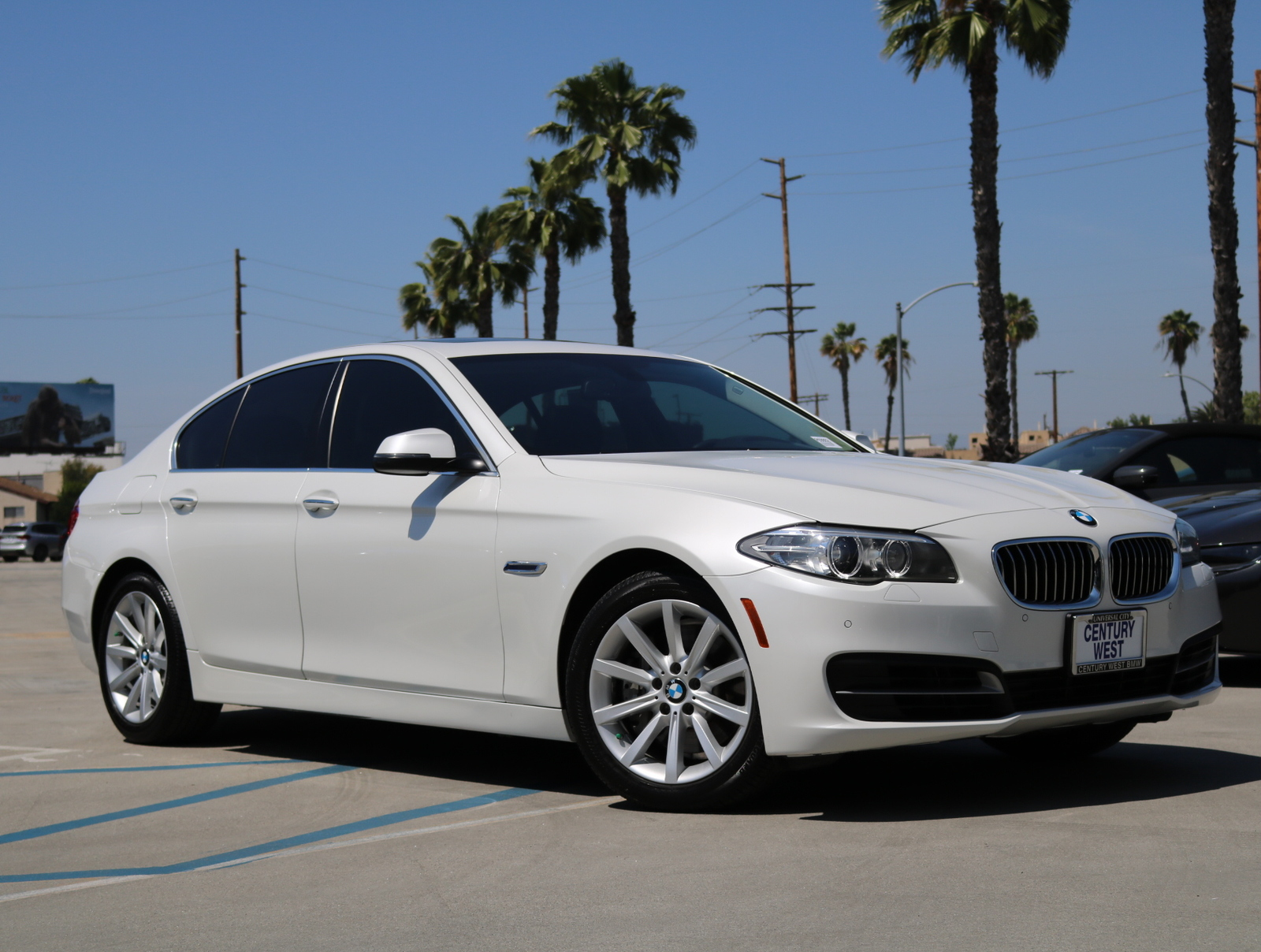 Pre-Owned 2014 BMW 5 Series 535d