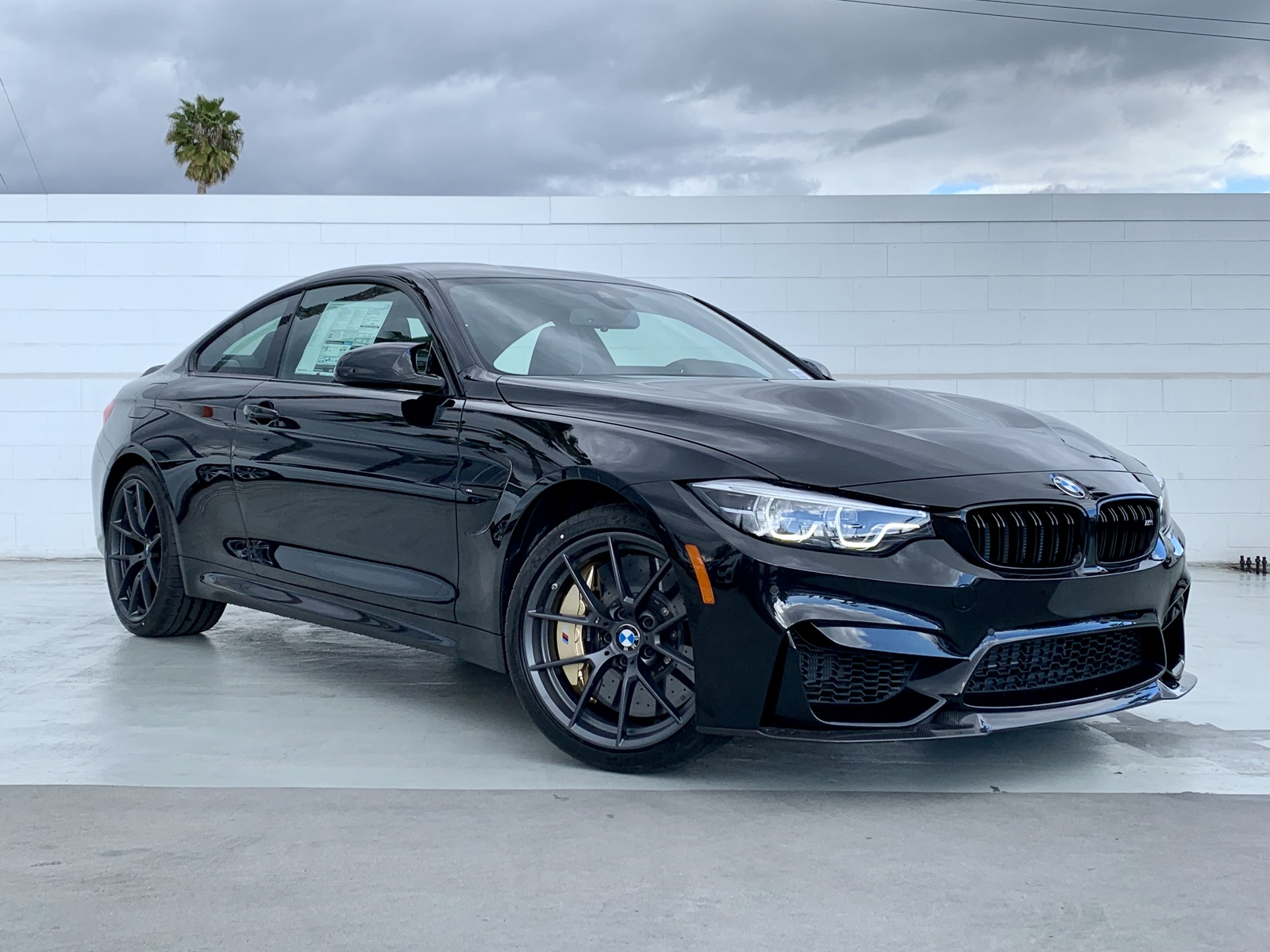 New 2019 Bmw M4 Cs Cs Coupe In North Hollywood 19684 Century West Bmw