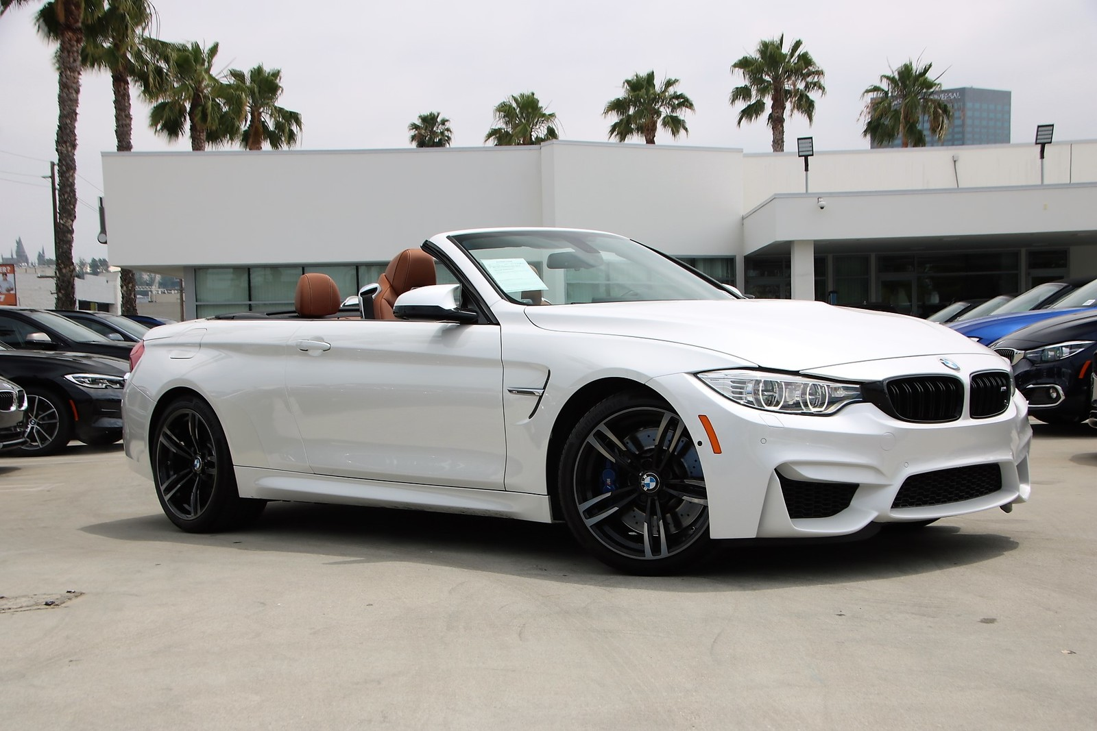 Certified Pre Owned Bmw >> Certified Pre Owned 2016 Bmw M4 2dr Conv In North Hollywood P67682
