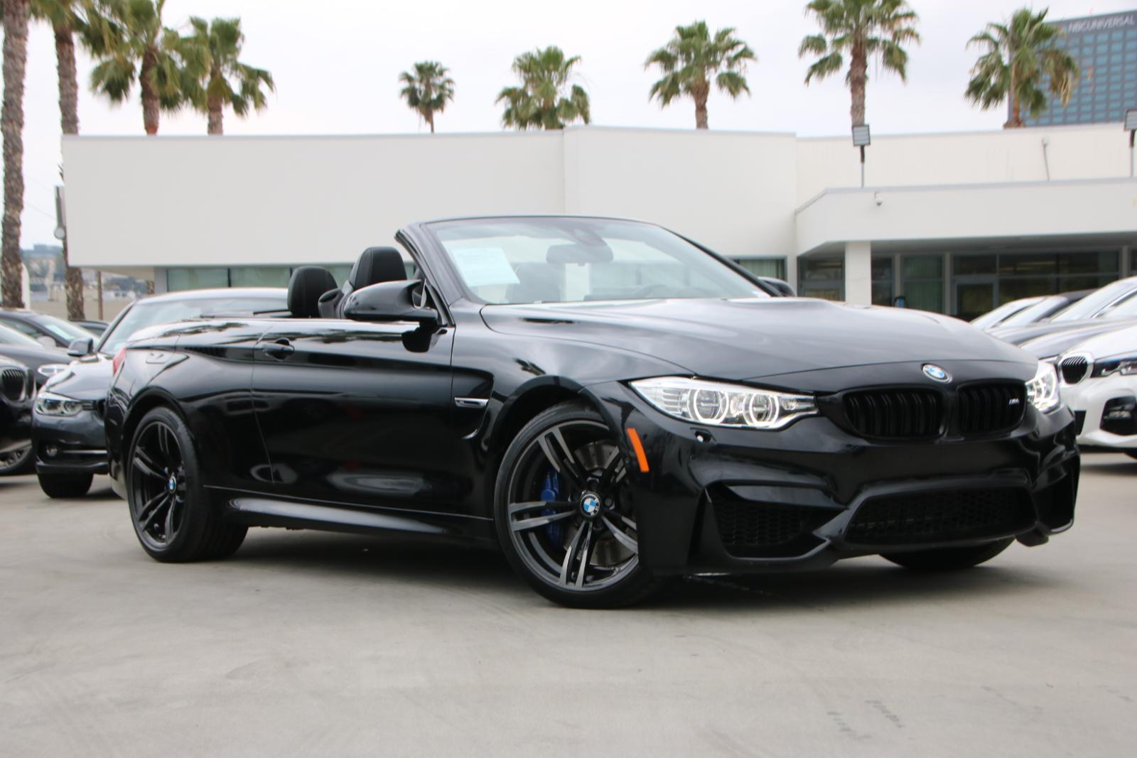 Bmw Pre Owned >> Certified Pre Owned 2016 Bmw M4 Convertible 2d 2dr Car In North