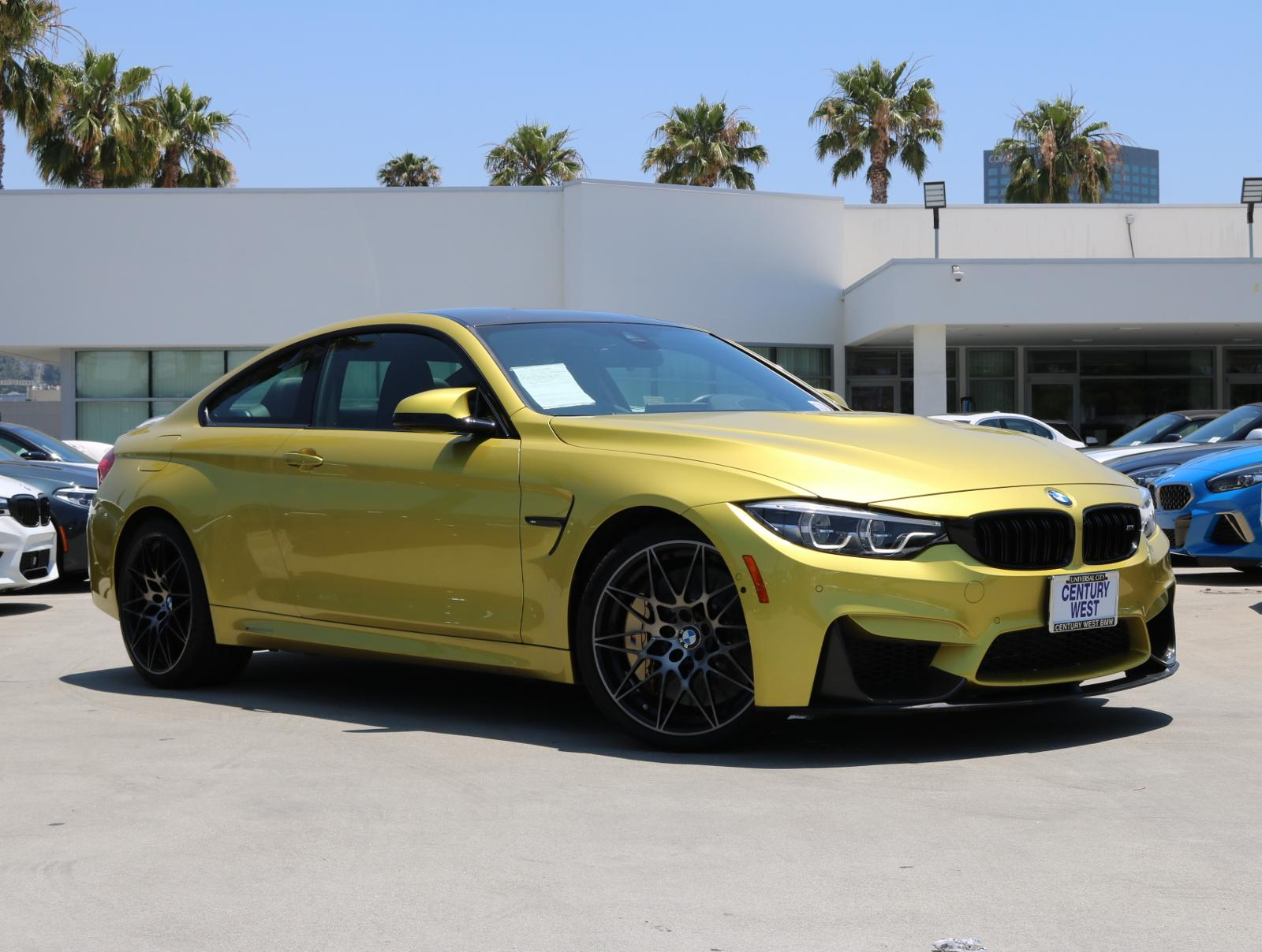 Bmw M4 Coupe >> Pre Owned 2018 Bmw M4 Rear Wheel Drive