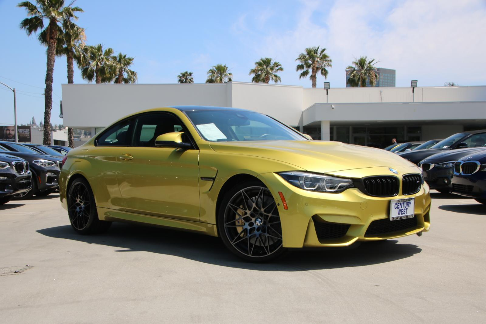 Pre Owned 2018 Bmw M4 Rear Wheel Drive