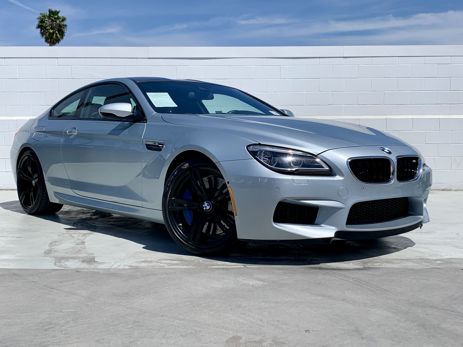 Pre Owned 2016 Bmw M6