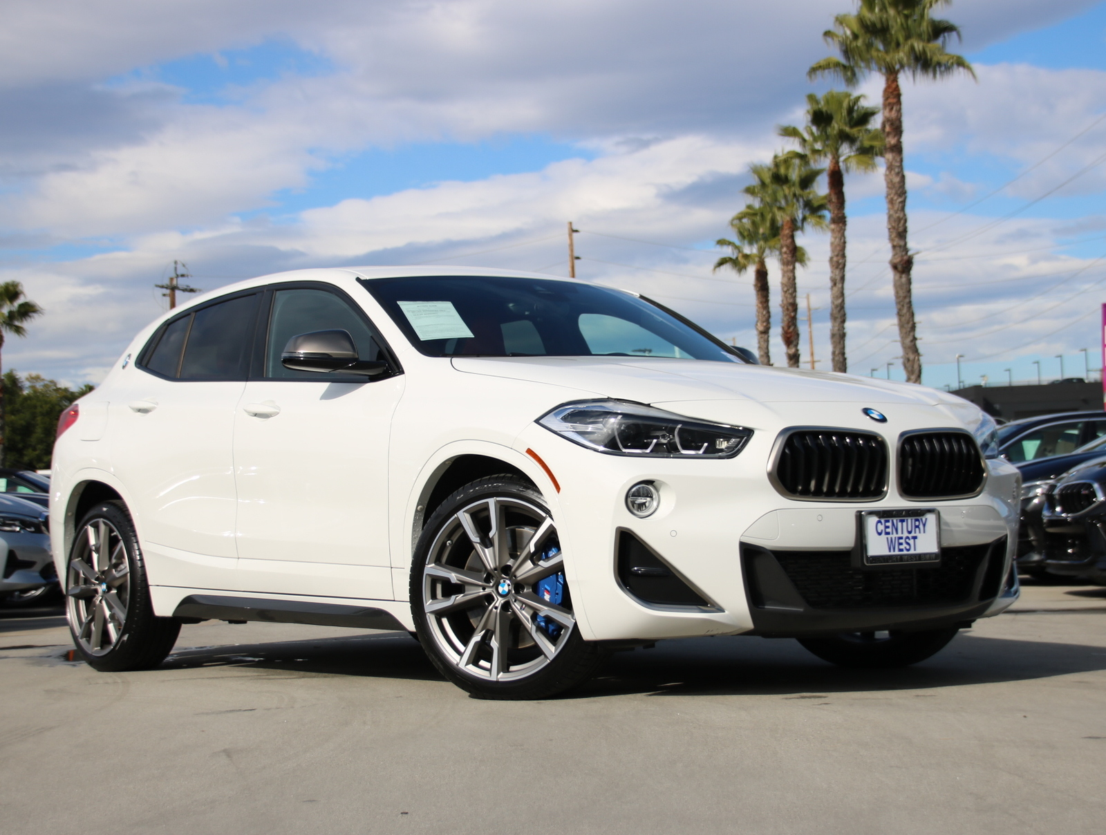 Pre-Owned 2019 BMW X2 M35i Sport Utility 4D