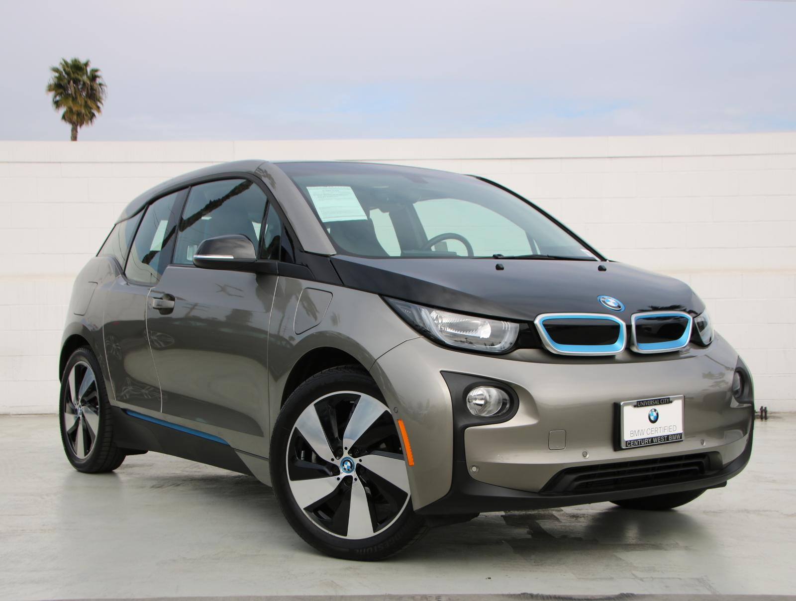 Certified Pre-Owned 2016 BMW i3
