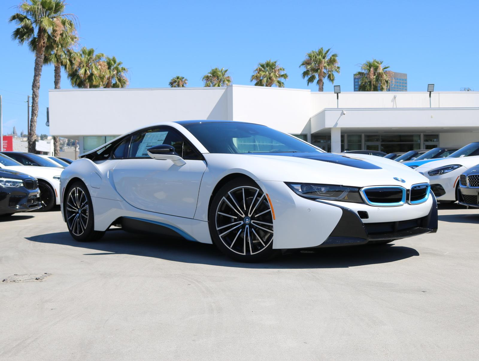 New 2019 Bmw I8 All Wheel Drive Coupe
