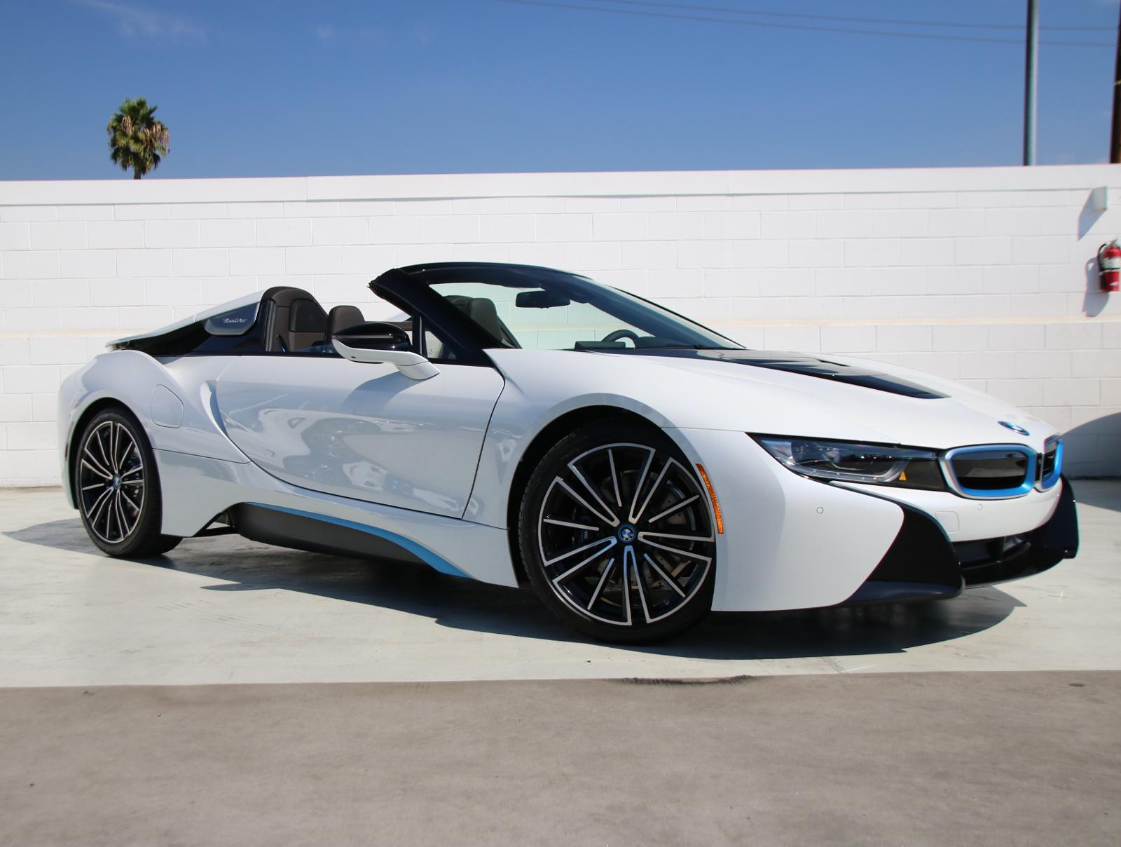 New 2019 Bmw I8 Awd 2dr Car