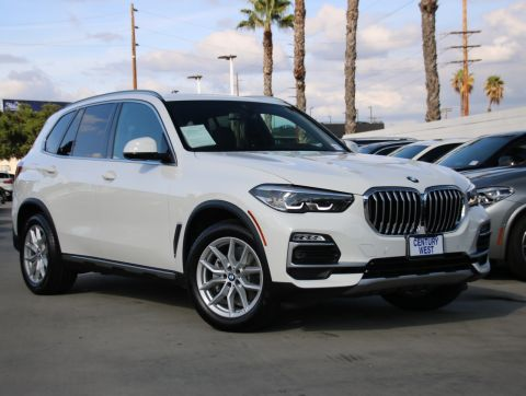 Pre-Owned 2019 BMW X5 xDrive40i Sport Utility 4D