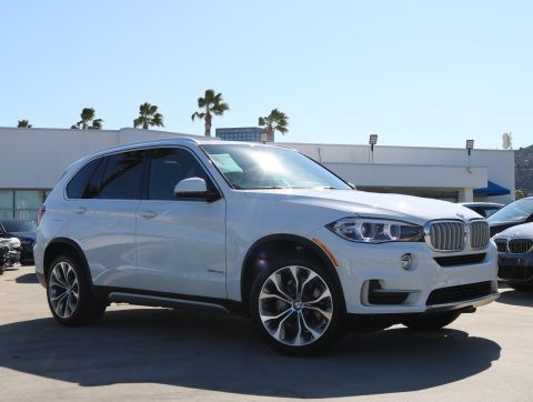Certified Pre-Owned 2017 BMW X5 sDrive35i Sport Utility 4D