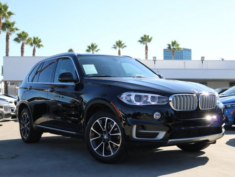Certified Pre-Owned 2016 BMW X5 sDrive35i Sport Utility 4D
