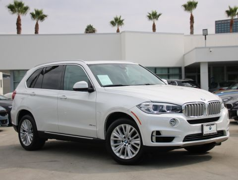 Certified Pre-Owned 2016 BMW X5 xDrive50i Sport Utility 4D
