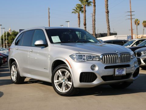Pre-Owned 2018 BMW X5 xDrive40e iPerformance Sport Utilit