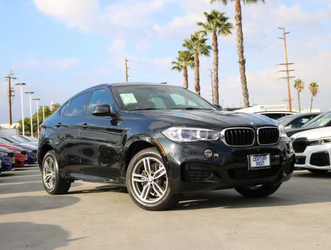 Pre-Owned 2019 BMW X6 xDrive35i Sport Utility 4D