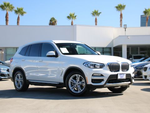 Pre-Owned 2019 BMW X3 sDrive30i Sport Utility 4D