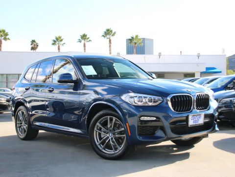 Pre-Owned 2019 BMW X3 xDrive30i Sport Utility 4D