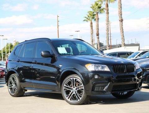 Pre-Owned 2014 BMW X3 xDrive35i Sport Utility 4D