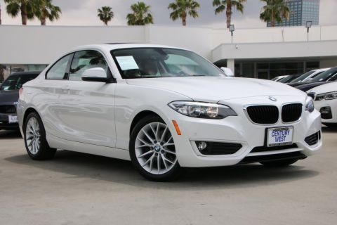 Pre-Owned 2014 BMW 2 Series 228i