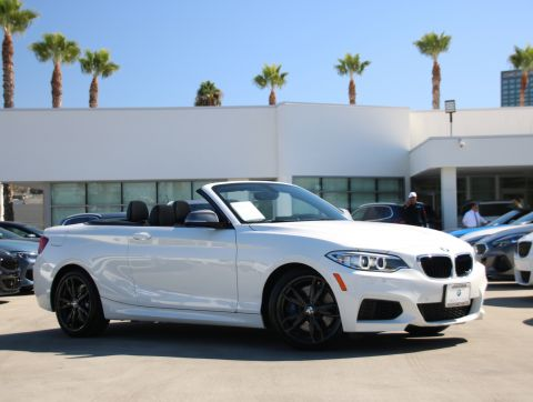 Certified Pre-Owned 2016 BMW 2 Series M235i xDrive Convertible 2D