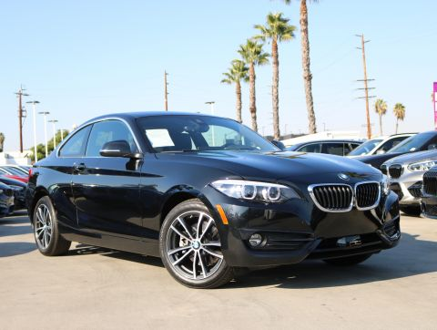 Pre-Owned 2018 BMW 2 Series 230i Coupe 2D
