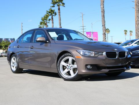 Pre-Owned 2013 BMW 3 Series 328i Sedan 4D