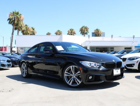 Certified Pre-Owned 2016 BMW 4 Series 435i Coupe 2D