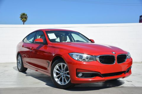 Certified Pre-Owned 2015 BMW 3 Series Gran Turismo 328i xDrive