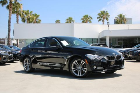 Certified Pre-Owned 2016 BMW 4 Series 428i xDrive Gran Coupe 4D