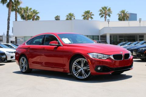Pre-Owned 2017 BMW 4 Series 430i xDrive Gran Coupe 4D