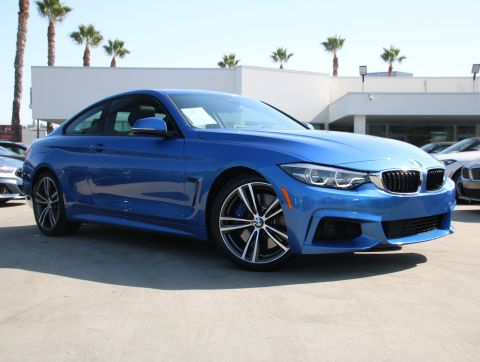 Pre-Owned 2018 BMW 4 Series 440i Coupe 2D