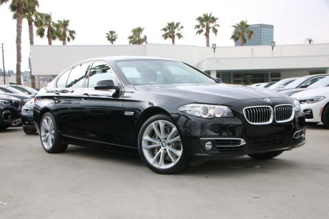 Pre-Owned 2016 BMW 5 Series 535i Sedan 4D