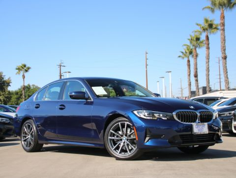 Pre-Owned 2019 BMW 3 Series 330i Sedan 4D