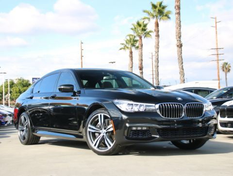Certified Pre-Owned 2016 BMW 7 Series 740i Sedan 4D