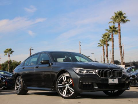 Certified Pre-Owned 2016 BMW 7 Series 750i xDrive Sedan 4D