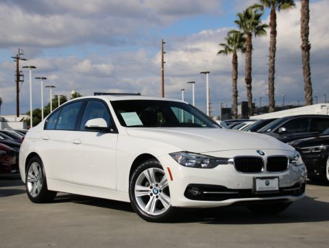 Certified Pre-Owned 2016 BMW 3 Series 328i xDrive Sedan 4D