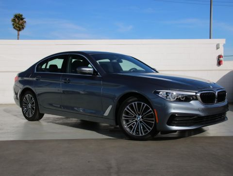 New 2019 BMW 5 Series 530i