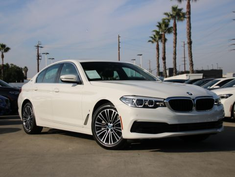 Pre-Owned 2019 BMW 5 Series 530e iPerformance Sedan 4D