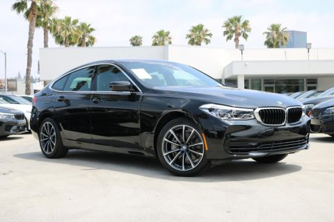 Pre-Owned 2019 BMW 6 Series 640i xDrive