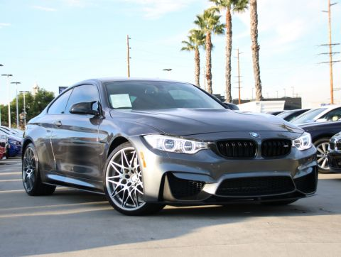 Pre-Owned 2017 BMW M4 Coupe 2D