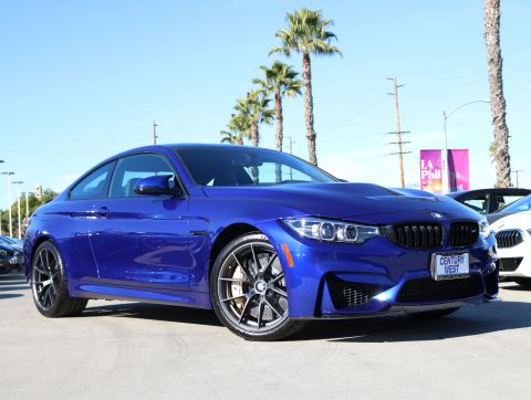 Pre-Owned 2019 BMW M4 CS Coupe 2D