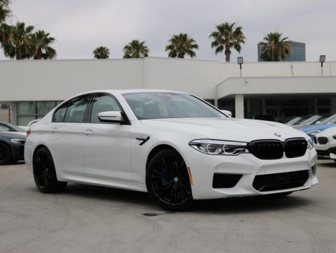 Pre-Owned 2019 BMW M5