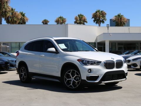 Pre-Owned 2018 BMW X1 sDrive28i Sport Utility 4D